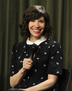 Carrie Brownstein and Fred Armisen Photos - Conversations with ...