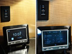 home automation at aria hotel