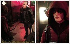 Arrow - Roy Harper #3.12 #Season3 #Uprising