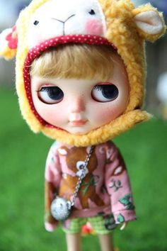 Custom Doll for Adoption  by Penguinbabymomo  - available here: http://etsy.me/2j050a8
