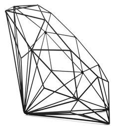 Diamond bowl from BoConcept