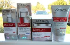 L'Oreal Revitalift Anti-Aging Skin Care Products #sponsored beauty review on The Classy Chics blog.