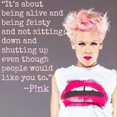 Do you. Be feisty. Make your own decisions. Fail. Succeed. Laugh. Cry. Repeat often.  #pink #motivation #feisty #doyou #truth #believe #think #grow #live #life #fail #succeed #laugh #cry #repeat #power #yesyoucan