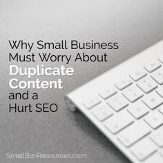 The search engines might penalize a site if it shows duplicate search results without using parameters, and it might affect the search rankings. See why Small Business Resources, Business Advice, Small Business Start Up, Small Business Marketing, Use Of Quotation Marks, Writing Jobs, Business Management, Seo, How To Find Out