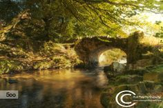 Robbers Bridge Exmoor