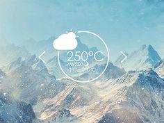 #weather #design