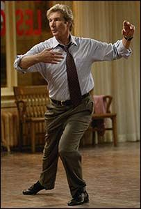 "Richard Gere in ""Shall We Dance?"""