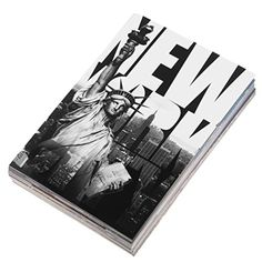 New 60 Various NYC New York Collectible Photo Postcards 4x6 Inch