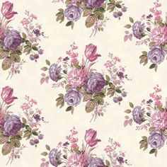 Papirolas COLORFUL: backgrounds with flowers shabby chic
