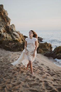 Immacle Wedding Dresses Bohemian Bride 00084