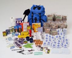 Bug out bag (portable emergency kit)