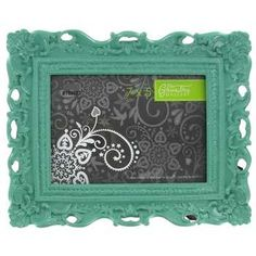 Green Tree Gallery 5 Quot X 7 Quot Black Ornate Shaped Wall Frame
