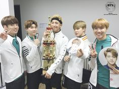 It's so cute that Hobi is holding up a picture of Jin since he isn't there. ❤️❤️❤️