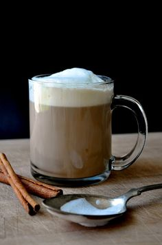 Easy Cinnamon Dolce Latte - Farmgirl Gourmet
