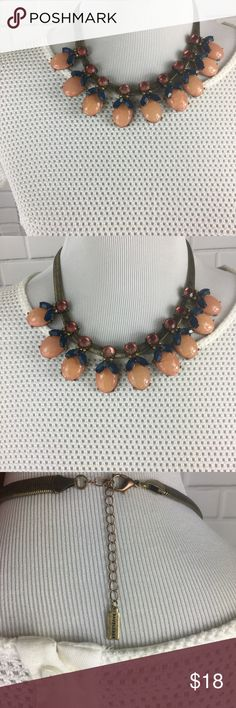Bauble bar statement necklace GUC some of the pieces need to be reinforced  into place, but otherwise awesome! bauble bar Jewelry Necklaces