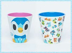 pokémon time Piplup mug