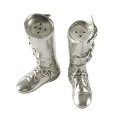 Riding Boots Salt and Pepper Shakers