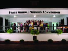 State Singing Convention is the oldest festival in Johnston County -- held in Benson the third weekend in June each year.  Enjoy gospel choirs, quartets and groups perform all weekend.