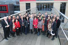 West Nottinghamshire College has played host to more than 25 headteachers from the Chinese province of Guangdong. [read more at www.wnc.ac.uk]