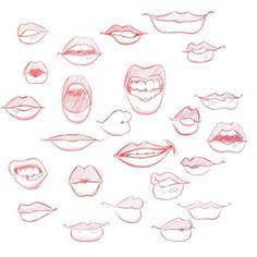 I always have a hard time drawing lips. Soooo I practice. #sketch #sketchbook #digitalart #digitalsketch #digitalsketchbook #pencils #draw #drawdrawdraw