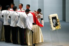 Funeral of Singapore's Lee Kuan Yew – in pictures