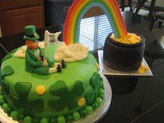 st patricks day cakes - Bing Images