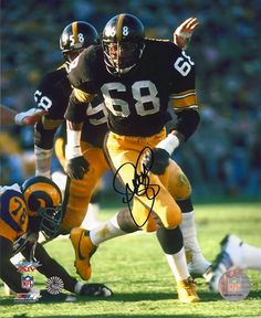 L.C. Greenwood - Pittsburgh Steelers