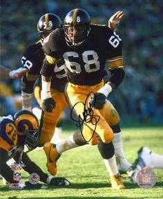 L.C. Greenwood - Pittsburgh Steelers