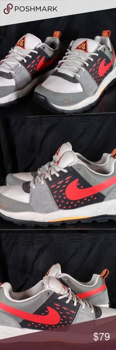 2481126a2877 Nike Alder Low Size MNS 7.5 WMNS 9.5 - NWB New with Tattered Box -