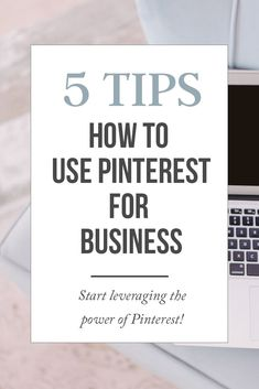 Pinterest can be a powerful tool to help spread the word about your content or services. Before you start leveraging the power of Pinterest read these 5 helpful tips to get you started. #socialmediamarketing #pinterestforbusiness #pinteresttips #girlbosstips #girlbosstools #smallbusiness #smallbusinessowner #solopreneur