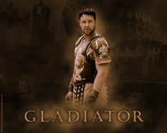 Gladiator. Love the movie. Love the soundtrack. Gorgeous.