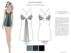 Face In Fashion: Sheer Luxury Lingerie Design Competition