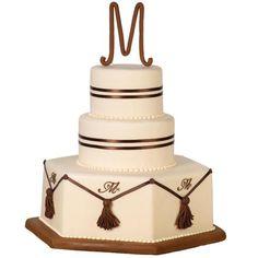 chocolate M cake