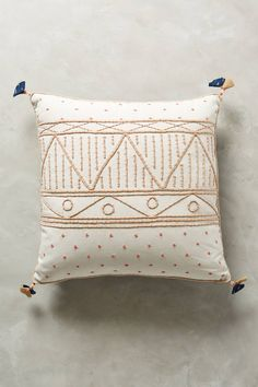 Altitude Pillow - anthropologie.com