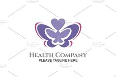 Health Company - butterfly inspired