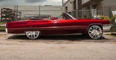 1970 #Cadillac Coupe #DeVille