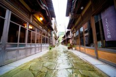 Matsue et ses environs, un guide complet en français / Mihonoseki Town - Aoishidatami street