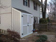 outdoor shed attached to home | Lean-To Shed - by Kevinr214 | HomeRefurbers.com :: home improvement ...