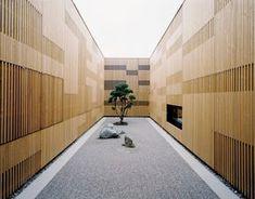 Architekturbüro Matthias Löbermann und Partner.designed an exhibition and sales Building for company Baufritz in Erkheim, Germany
