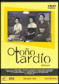 Otoño tardío (1960) Xapón. Dir: Yasujiro Ozu. Drama. Feminismo - DVD CINE 396