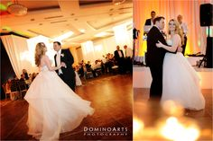 Stella and Vlad's #first #dance as a #husband and #wife @Trump International Beach Resort. #Wedding Picture #DominoArts #Photography (www.DominoArts.com)