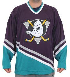 "Anaheim Ducks CCM Reebok NHL ""Team Classic"" Vintage Premier Jersey"