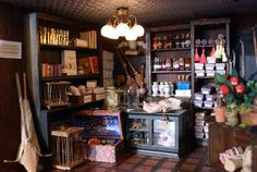 Harry Potter General Store. Everything and more for witch and wizzard