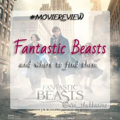#MovieReview #FantasticBeasts