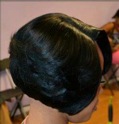 Fabulous Bob Weave Short Bobs And Razor Cut Bob On Pinterest Hairstyles For Women Draintrainus