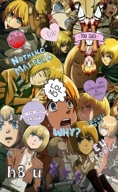 Armin collage
