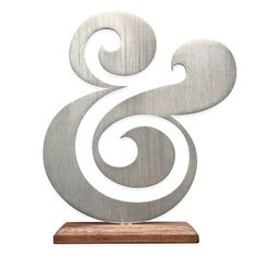 Ugmonk Ampersand Aluminum now featured on Fab.