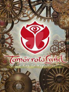 tomorrowland festival posters - Google Search