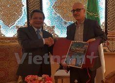Le Vietnam cherche à intensifier les relations commerciales avec l'Algérie - Le Courrier du VietNam