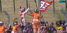 Vibrante carrera de Márquez en el GP de Aragón - http://aquiactualidad.com/vibrante-carrera-marquez-gp-aragon/